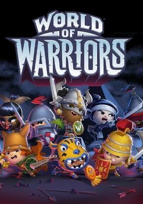 World of Warriors portada