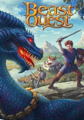 Beast Quest Portada