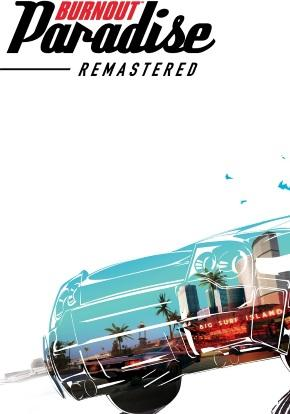 Burnout Paradise Remastered Portada