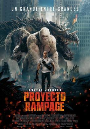 Proyecto Rampage Portada