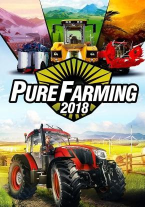Pure Farming 2018 portada