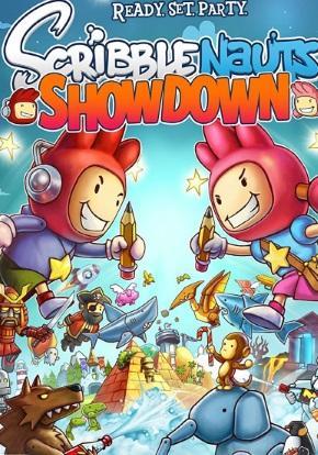 Scribblenauts Showdown Portada