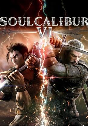 Soul Calibur VI Cover