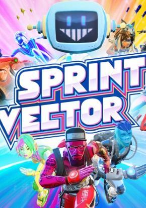 Sprint Vector Portada
