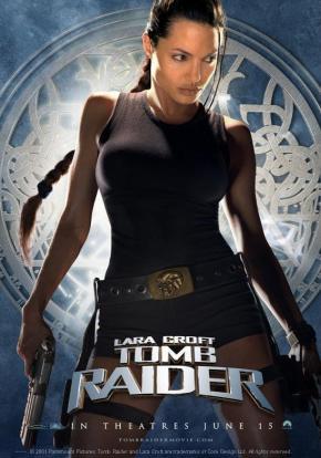 Tomb Raider 2001 Portada