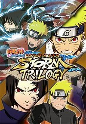 naruto ultimate ninja storm trilogy cover