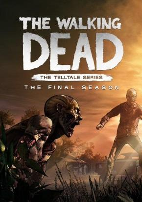 Walking Dead Final Season Portada