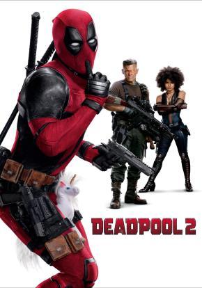 Deadpool 2 (2018)[DVDRip] [Latino] [1 Link] [MEGA] [GDrive]