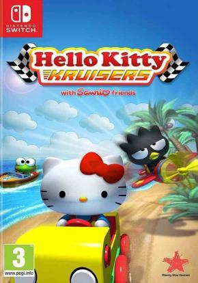 Hello Kitty Kruisers cover