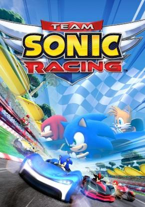 Team Sonic Racing cover