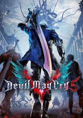 DMC5 COVER