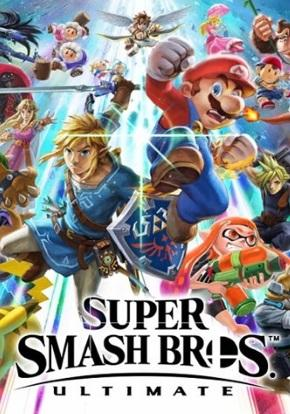 Super Smash Bros Ultimate Cover