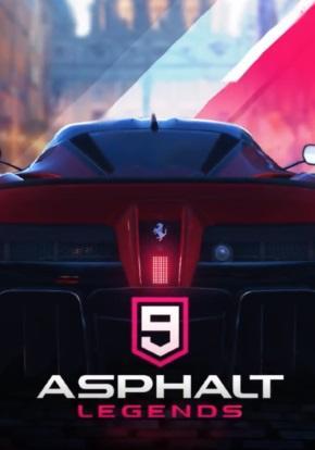 asphalt 9 cover