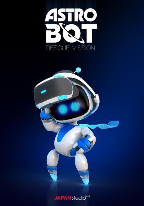 Astro Bot Cover