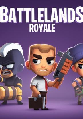 Battlelands cover