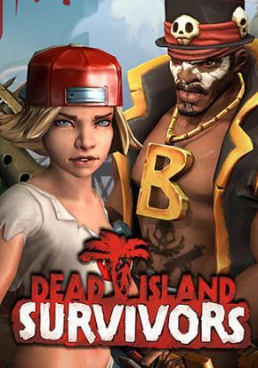 dead island survivors cover