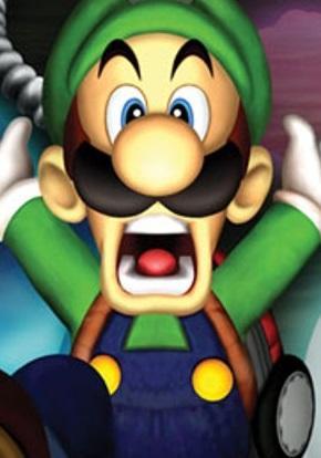 Luigi's Mansion Cover