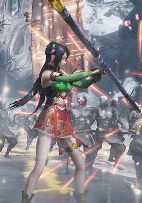 warriors orochi 4 cover