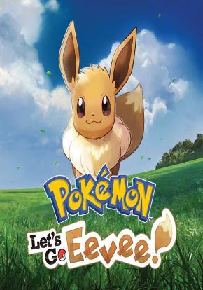 Pokémon: Let's Go, eevee! cover