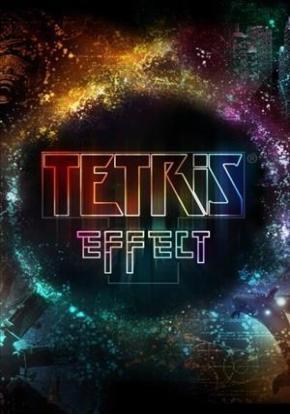 Resultado de imagen de Tetris Effect ps4 caratula