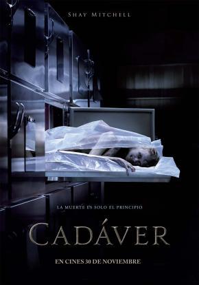 cadáver póster 2