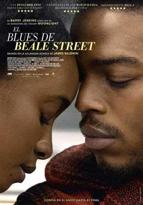 Cartel El blues de Beale Street