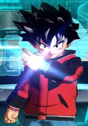 Dragon Ball Heroes World Mission caratula