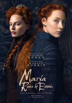 Cartel de María, Reina de Escocia