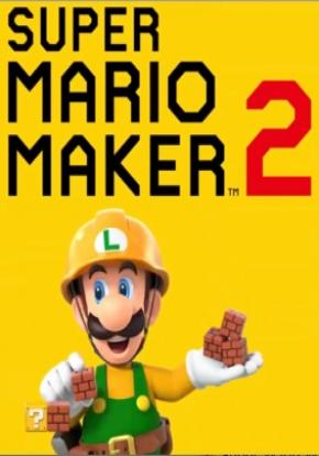 Super Mario Maker 2 caratula 2