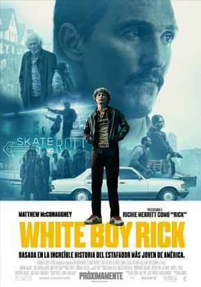 Cartel de White Boy Rick