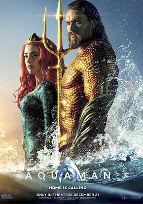 Aquaman cartel b