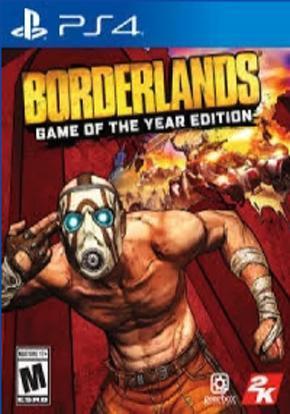 Borderlands ficha