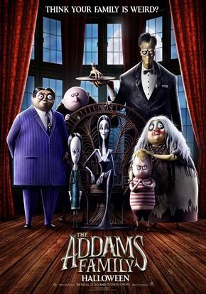 La Familia Addams cartel