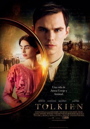 Cartel de Tolkien
