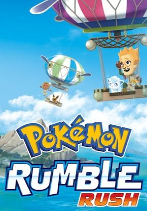 Pokémon Rumble Rush ficha