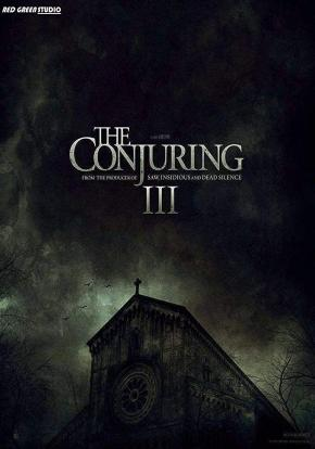 Expediente Warren - The Conjuring 3 poster