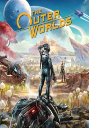 caratula outer worlds