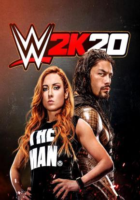 caratula WWE 2K20