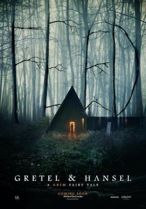 Gretel y Hansel poster