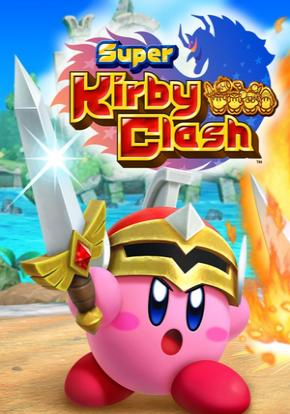 Super Kirby Clash FICHA