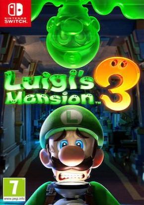 Luigi's Mansion 3 Ficha