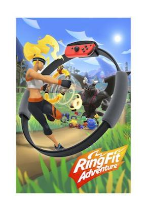 Ring Fit Adventure FICHA