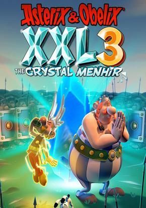 Asterix XXL3 cartel