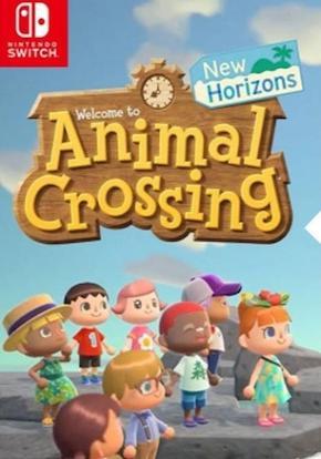 Animal Crossing New Horizons FICHA