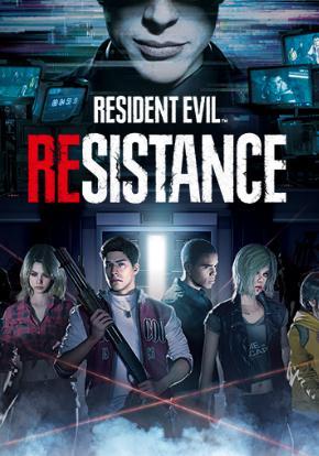 Resident Evil Resistance carátula