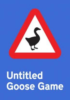 caratula untitled goose game