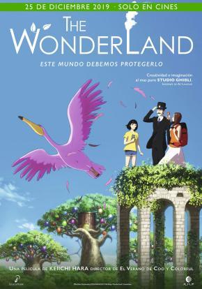 The Wonderland - Portada