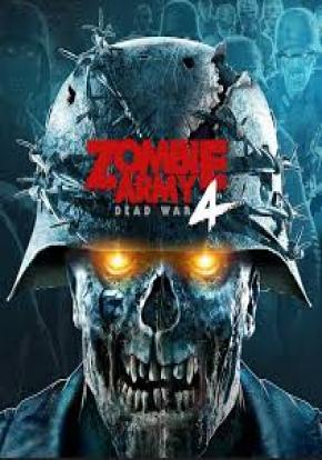 caratula zombie army 4
