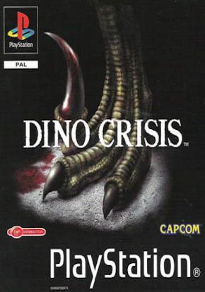 Ficha Dino Crisis Portada