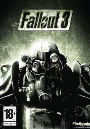 Fallout 3 Portada Ficha
